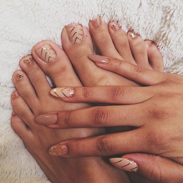 Zen Nails Salon | Acrylic Fill-in with Gel Color, Signature Collagen ...